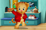 """Daniel Tiger's Neighborhood"" will be available only on Amazon Prime."