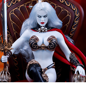 Lady Death: Death's Warrior 1/6 Scale