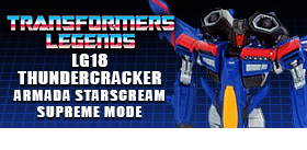 LG18 THUNDERCRACKER/ARMADA STARSCREAM