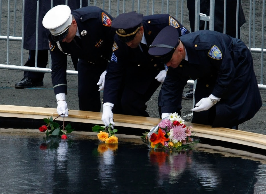Son of 9/11 Victim Tells Biden: Don't You Dare Show Your Face at Ground Zero