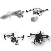 10 recently launched aerial drones