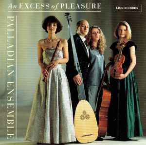 An Excess Of Pleasure (CD) album cover
