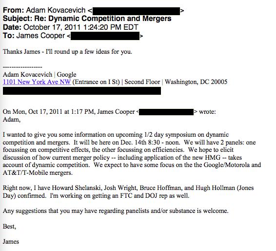 GMU email 1