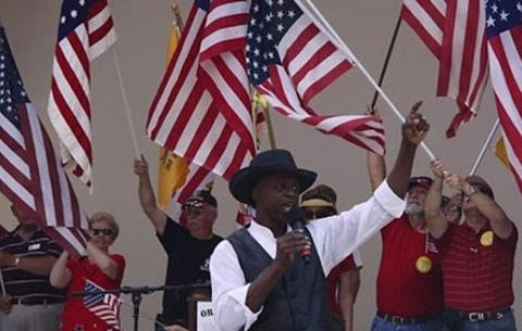 Black Tea Party Leader Lloyd Marcus Blasts MSM, Democrats and GOP Establishment for Racist Smears Against Tea Party