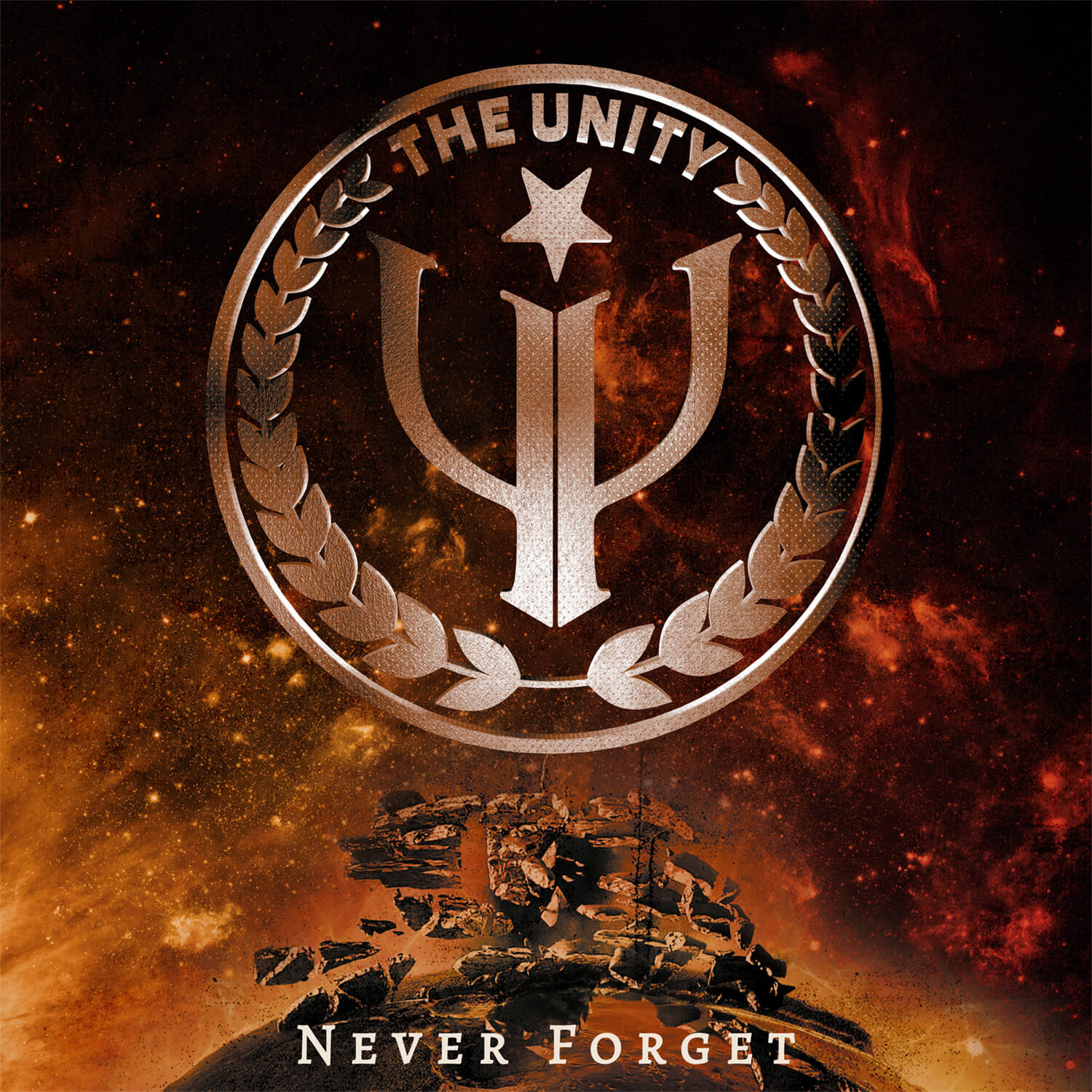 The Unity (feat. members of Gamma Ray) release new song and music video for ''Never Forget'', and they will go on tour with Edguy! | DEMON REPORTS