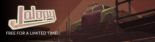 Jalopy FREE for a limited time