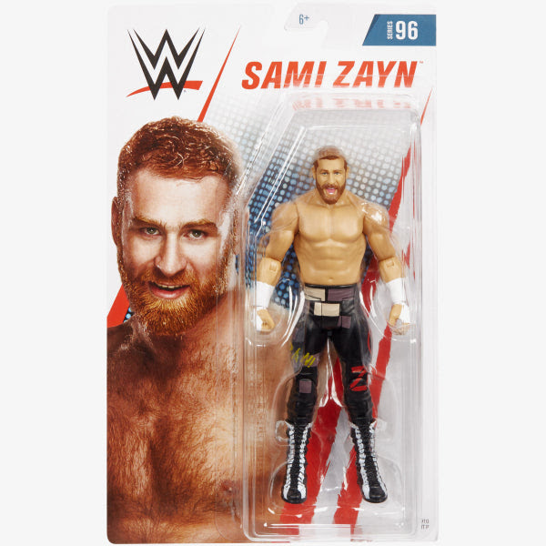 Image of WWE Basic Series 96 - Sami Zayn