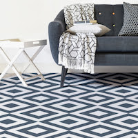 Argyle | Diamond Pattern Flooring