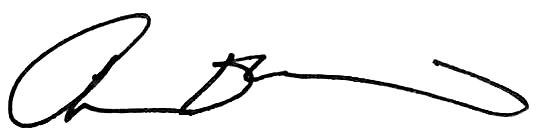 ADM signature