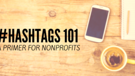 Hashtags 101 - A Primer for Nonprofits - @JohnHaydon