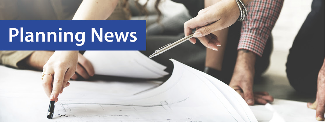 Planning news header
