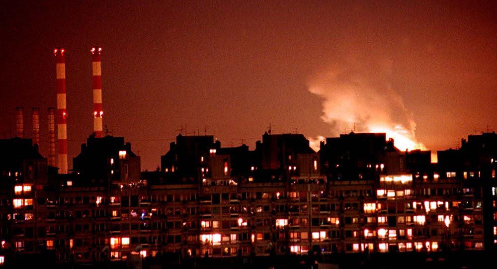 Bombardeos de Yugoslavia por la OTAN en 1999