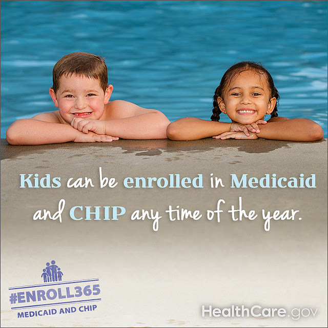 Enroll 365: Medicaid & CHIP