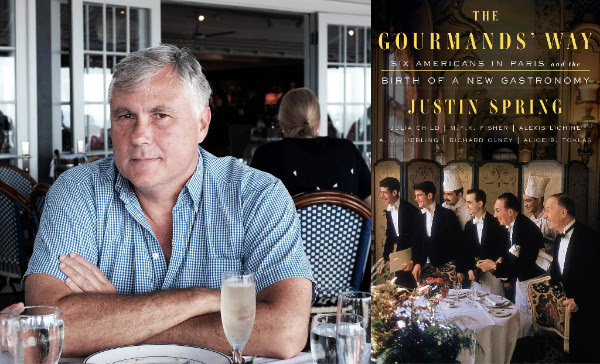 Justin Spring - The Gourmand's Way