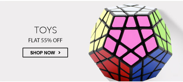 Minimum 55% OFF on Toys