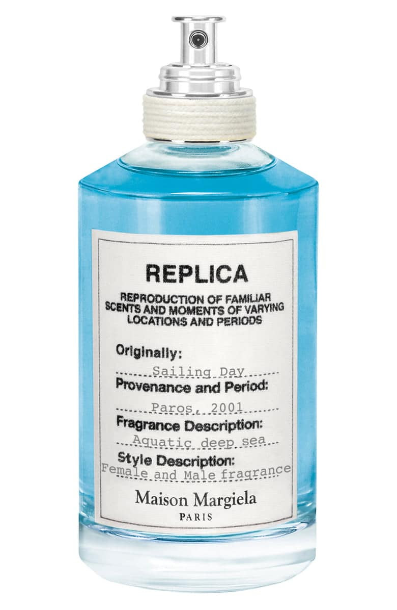 New Cologne by Maison Margiela Replica Sailing Day