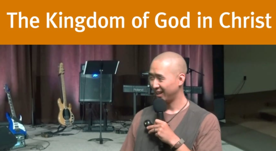 The Kingdom of God in Christ   June 12  2016   Rev. Hyung Jin Moon   Unification Sanctuary  Newfoundland PA on Vimeo.png