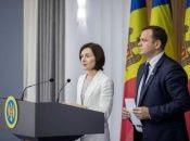 La prolongada crisis institucional en Moldavia derivó en una situación de dualidad de poderes.