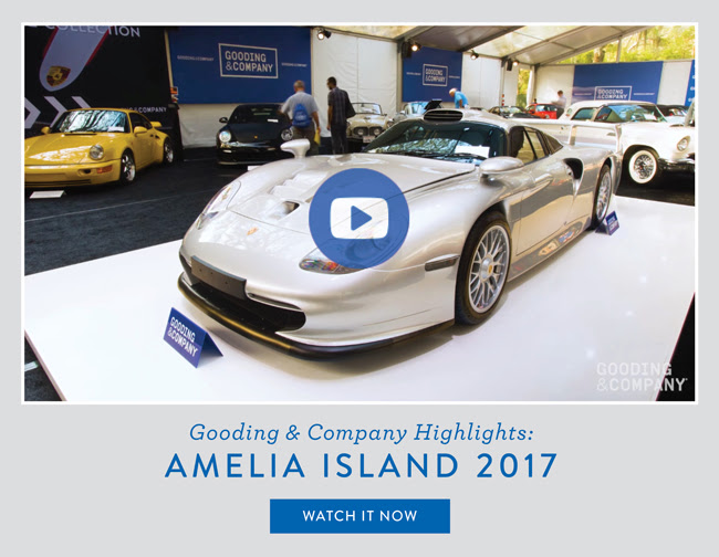 Watch It Now - Gooding & Company Highlights: Amelia Island 2017