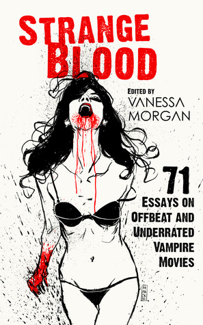 Strange Blood by Vanessa  Morgan