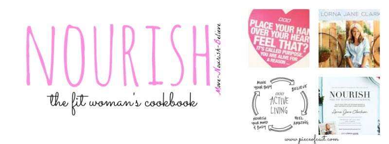 Nourish: The Fit Woman's Cookbook // Review