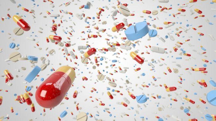 12.000 tonnes de médicaments rapportés en pharmacie en 2016