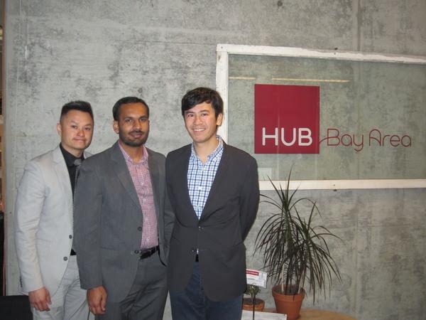 SFMBDA team at Impact Hub Berkeley