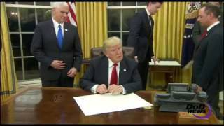 Trump Signs Legislation Allowing Waiver