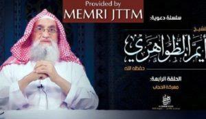 "Al-Qaeda leader Ayman Al-Zawahiri callsthe ""Battle of the Hijab"" part of the West's war against the Islamic ummah"