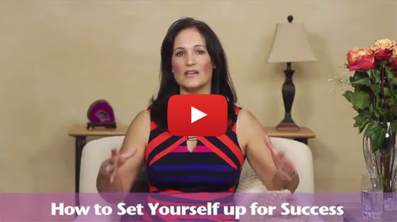 "Watch the ""How to Set Yourself Up for Success"" episode for free here!"