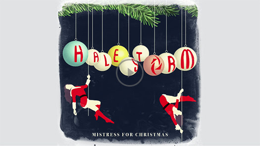 Halestorm - Mistress For Christmas video