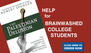 The Palestinian Delusion: Give the gift of knowledge to the brainwashed college student on your gift list