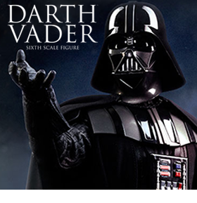 SIXTH SCALE DARTH VADER
