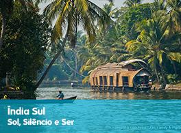 Saiba mais sobre a viagem à Índia Sul - Sol, Silêncio e Ser