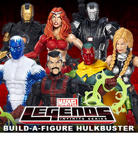 AVENGERS INFINITE LEGENDS SERIES 03