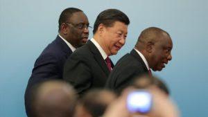 Cumbre China Africa 2018