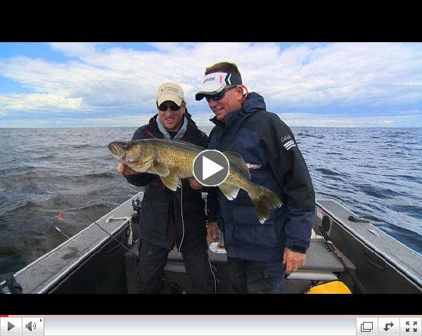 Babe Winkelman's Good Fishing - Bouncing Around For Walleyes 2014 Ep. 5