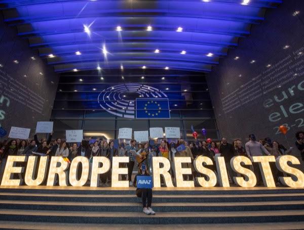 We did it - Europe resists