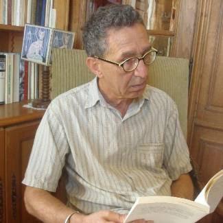 Brahim Hadj Slimane est le premier écrivain algérien à venir en résidence à la maison Jules-Roy de Vézelay. - Sandrine Blandin