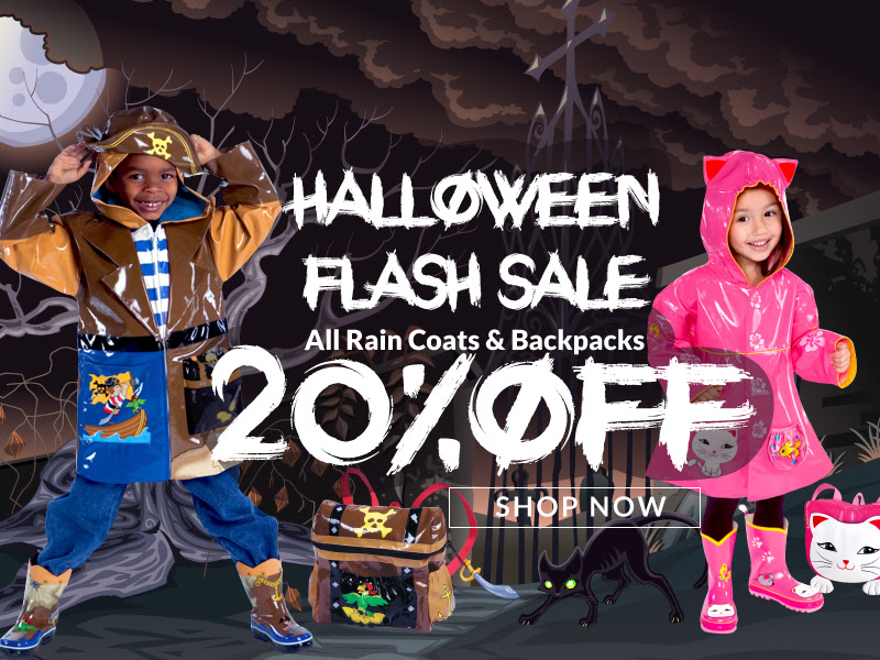 Halloween Flash Sale - 20% OFF...