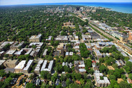 Aerial View of Evanston