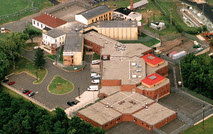 mercer county correction center aerial