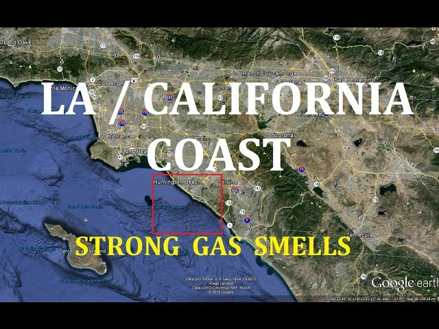 "3/17/2016 -- South Los Angeles California -- Strong 'gas smell' coming from ""OFF THE COAST""  Sddefault"