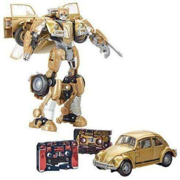 Image of Transformers Studio Series 20 Bumblebee Vol. 2 Retro Pop Highway - Exclusive