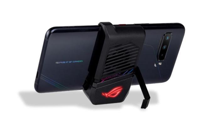 rog phone 3 - aero cooler
