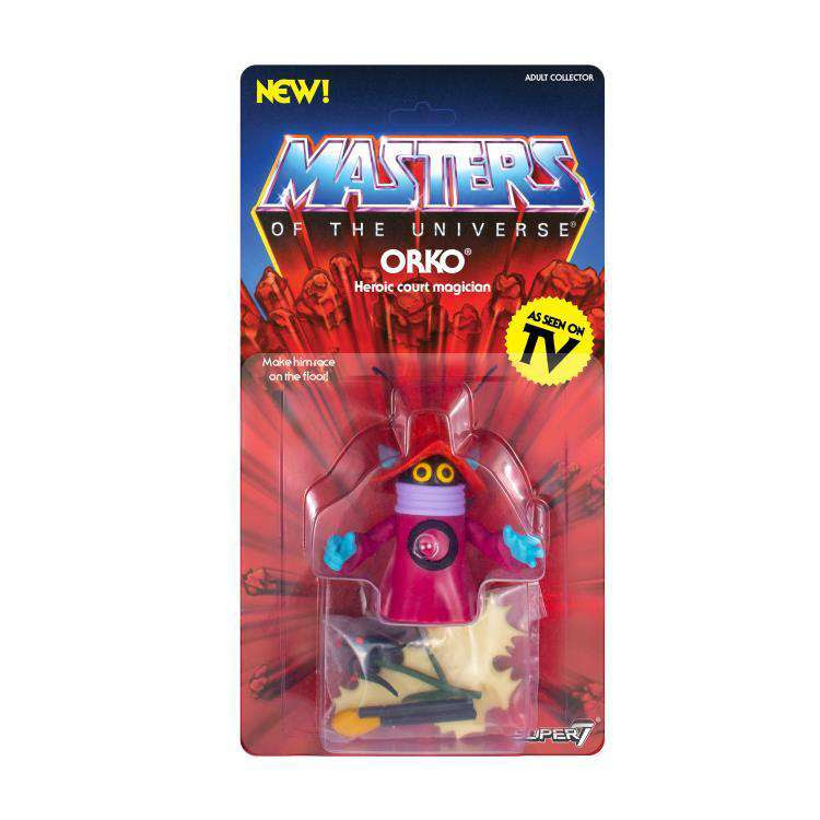 Image of Masters of the Universe Vintage Wave 3 - Orko - SEPTEMBER 2019