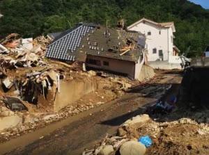 Kataklizm żywiołowy! Nie żyją 223 osoby