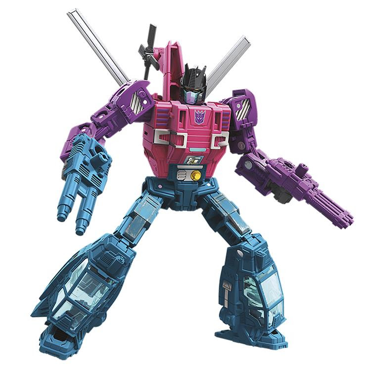 Image of Transformers Generations War for Cybertron: Siege Deluxe Spinister