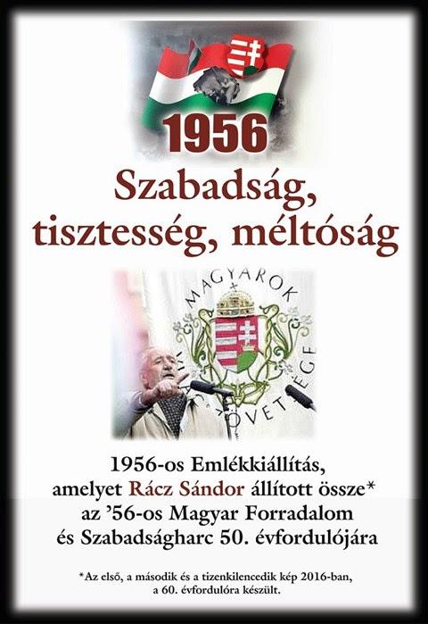 '56-os kiállítást is cenzúrázna a TEV - antiszemitizmus Rákosi és bandája származásának kimondása