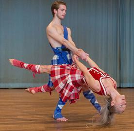 Christopher Williams Dances